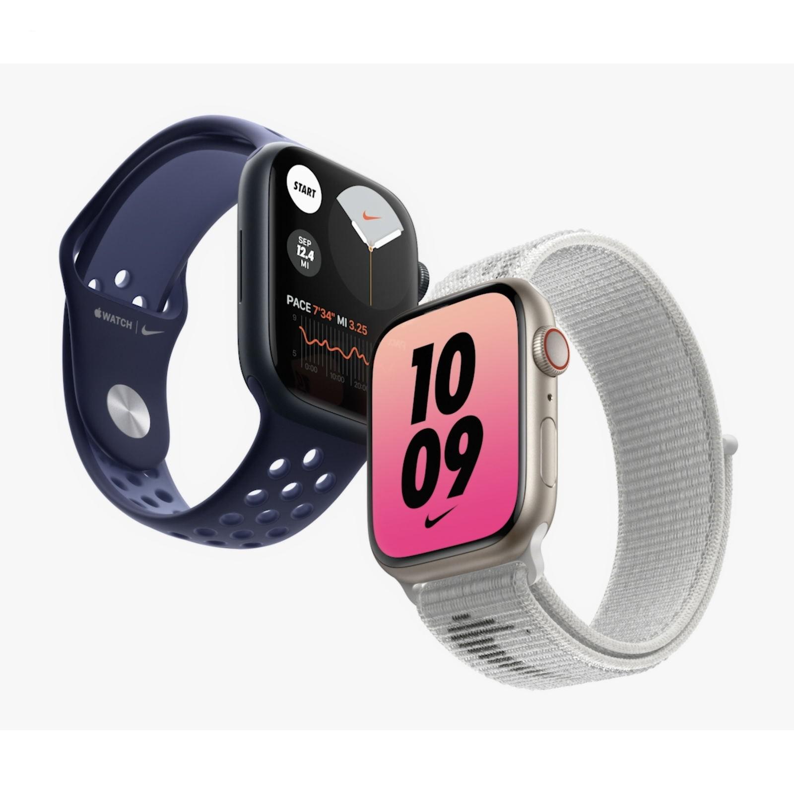 ساعت هوشمند اپل واچ سری 7