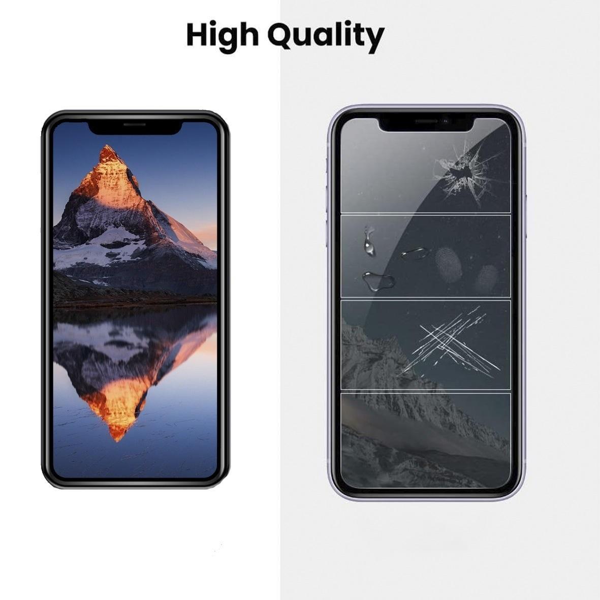 محافظ صفحه نمایش سرامیکی دلتا مدل Fit مناسب برای گوشی موبایل هوآوی Y6s