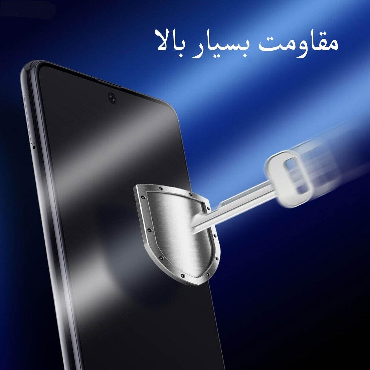 محافظ صفحه نمایش سرامیکی مدل AMAZING مناسب برای گوشی موبایل هوآوی Y9 Prime 2019