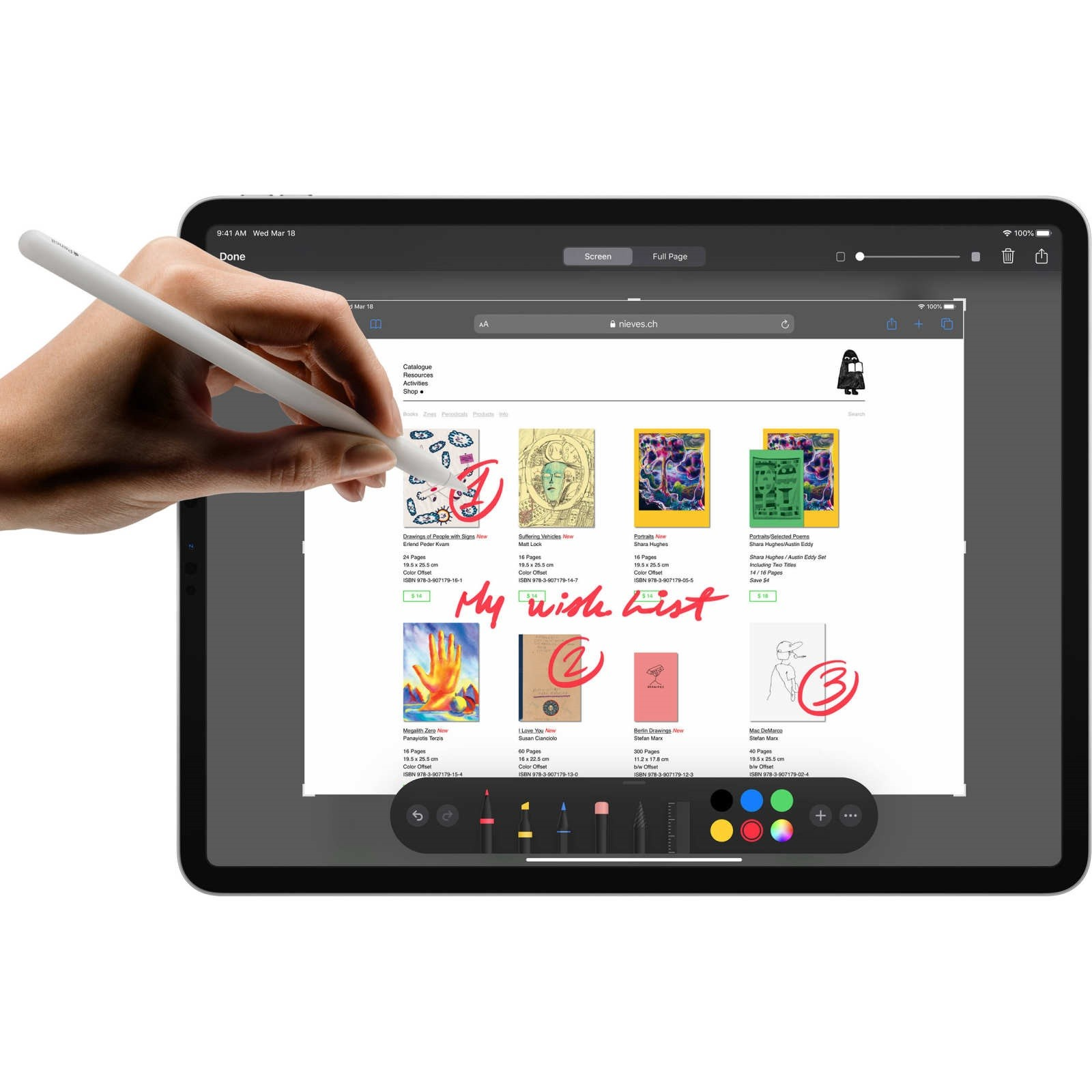 تبلت اپل مدل iPad Pro 11