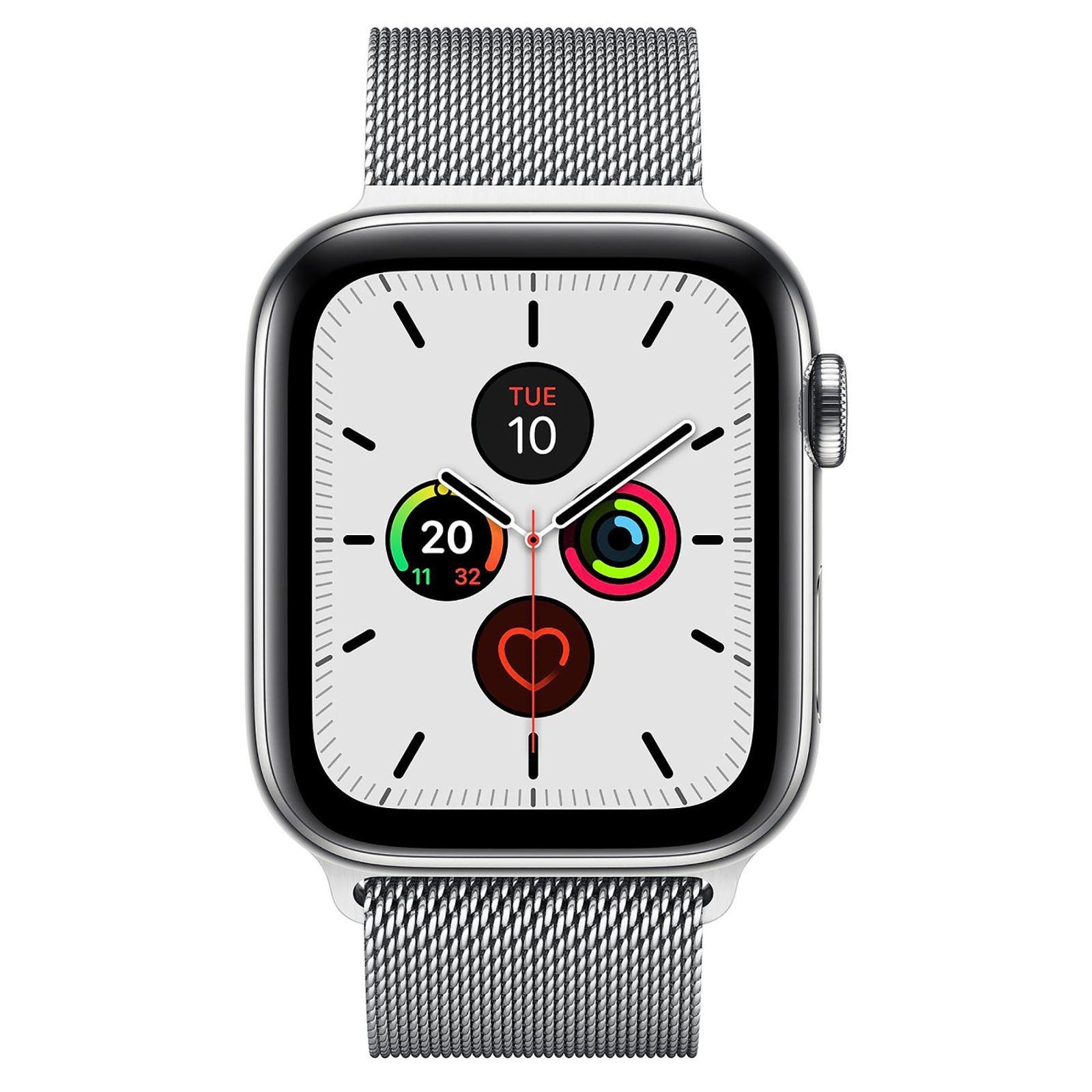 44mm Stainless Steel Case